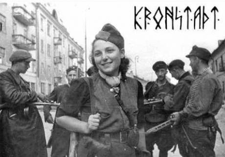 La révolte de Kronstadt